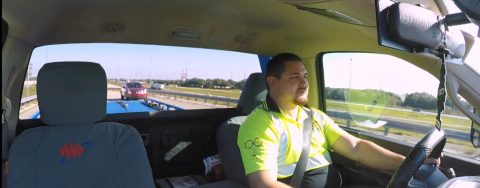 Protecting First Responders at the Roadside