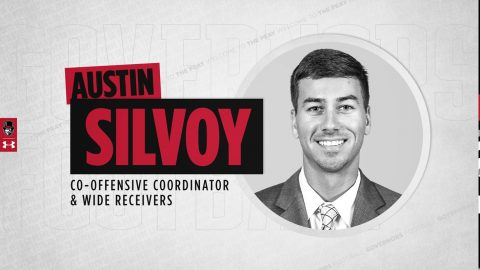 Austin Silvoy joins Ausitn Peay State University Football as co-Offensive Coordinator. (APSU Sports Information)