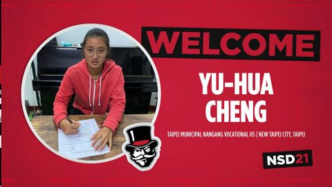 Austin Peay State University Women's Tennis signs Yu-Hua Cheng to team. (APSU Sports Information)