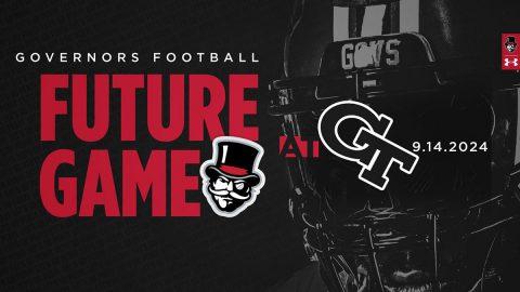 Austin Peay State University Govs add Georgia Tech to 2024 Football Slate. (APSU Sports Information)