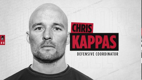 Austin Peay State University Football coach Scotty Walsen adds Chris Kappas as defensive coordinator. (APSU Sports Information)