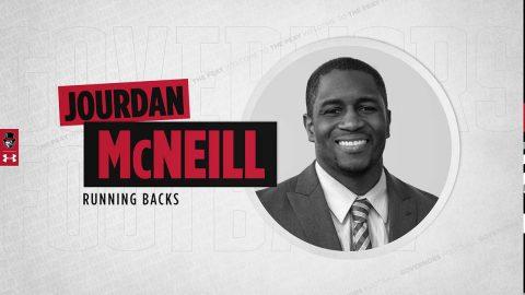 Austin Peay State University Football running back coach Jourdan McNeill. (APSU Sports Information)