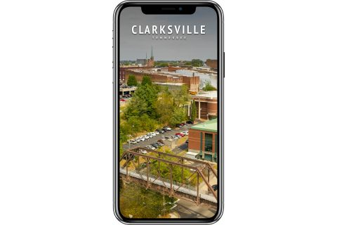 City of Clarksville's new Mobile App
