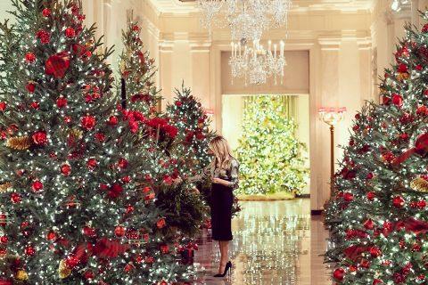 2020 White House Christmas