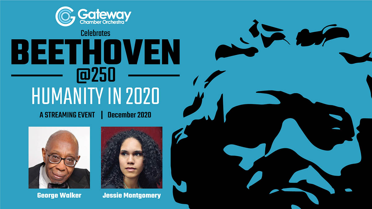 Gateway Chamber Orchestra Celebrates Beethoven at 250 - Humanity In 2020