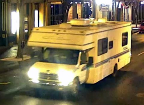 RV believed to be used in Nashville Bombing.