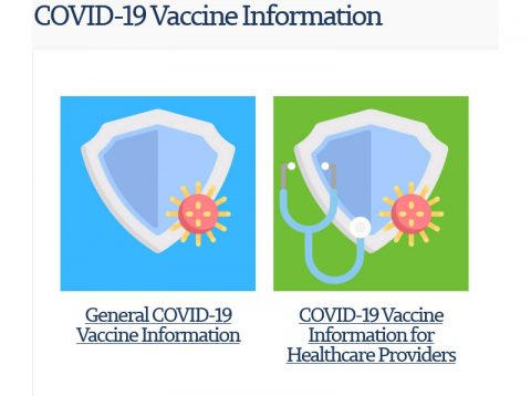 Tennessee Department of Health's COVID-19 Vaccination Reporting Dashboard