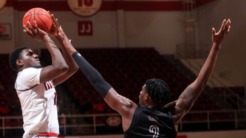 Austin Peay State University Governors Basketball travels north to take on Eastern Illinois. (APSU Sports Information)