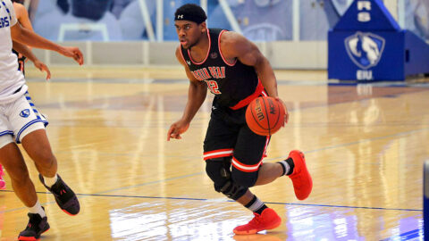 Austin Peay State University Men's Basketball get back to OVC play Thursday when the Govs host Tennessee Tech. (APSU Sports Information)