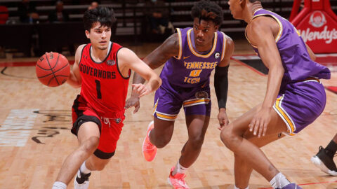 Austin Peay State University Men's Basketball set to play Jacksonville State Saturday at the Dunn Center. (APSU Sports Information)