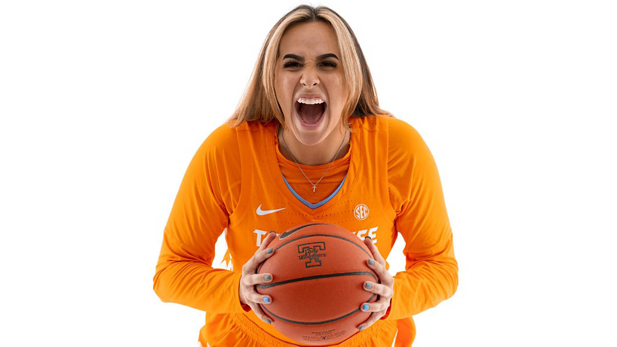 Tennessee Women's Basketball starts SEC play this Thursday against Arkansas at Thompson-Boling Arean. (UT Athletics)