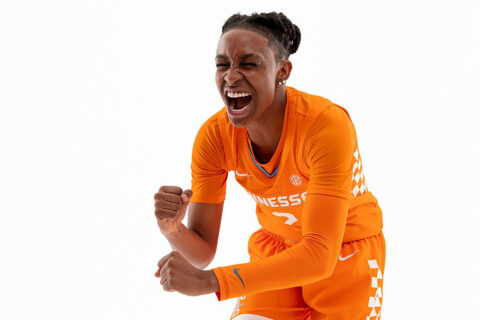Tennessee Women's Basketball travels to Alabama to face the Crimson Tide Sunday. (UT Athletics)