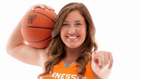 Tennessee Women's Basketball takes on UConn at Thompson-Boling Arena, Wednesday. (UT Athletics)
