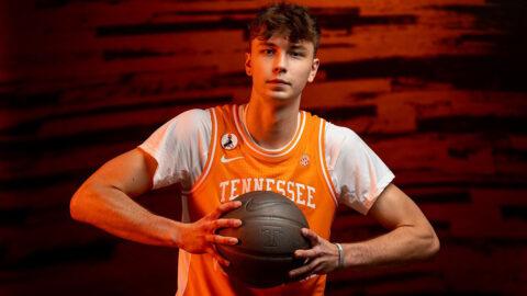 Tennessee Men's Basketball to host Vanderbilt, Saturday night. (UT Athletics)