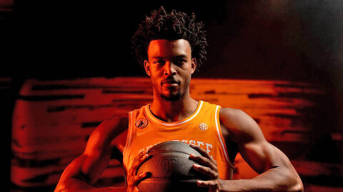 Tennessee Men's Basketball faces Missouri at Thompson-Boling Arena Saturday night. (UT Athletics)