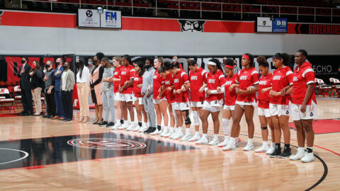 Austin Peay State University Women's Basketball takes on Jacksonville State at home, Saturday afternoon. (APSU Sports Information)