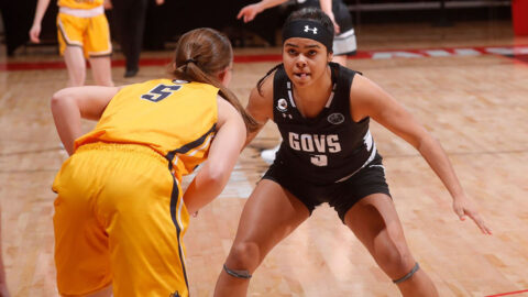 Austin Peay State University Women's Basketball hosts Belmont Thursday afternoon at the Dunn Center. (Robert Smith, APSU Sports Information)