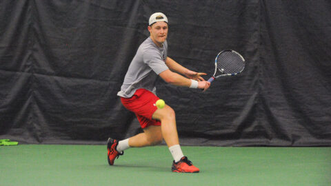 Austin Peay State University Men's Tennis drops season opener to Lipscomb. (APSU Sports Information)