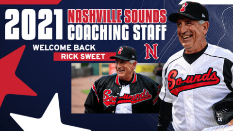 Manager Rick Sweet Slated to Return to Nashville After Serving First Sounds Stint in 2014