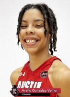 APSU Women's Basketball - Arielle Gonzalez-Varner. (APSU)
