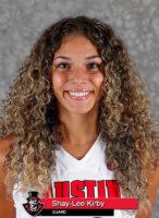 APSU Women's Basketball - Shay-Lee Kirby, (Robert Smith, APSU Sports Information)