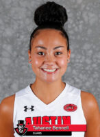 APSU Women's Basketball - Tahanee Bennell. (Robert Smth, APSU Sports Information)