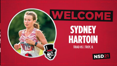 Austin Peay State University Women's Cross Country adds Sydney Hartoin for 2021 recruiting slate. (APSU Sports Information)