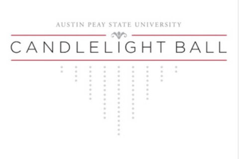 Austin Peay State University to hold virtual Candlelight Ball. (APSU)