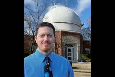 Austin Peay State University alnumli Billy Teets. (Vanderbilt University)