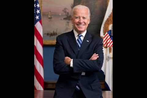 United States President Joe Biden.