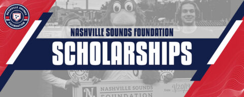 Nashville Sounds Foundation Scholarships. (Nashville Sounds)