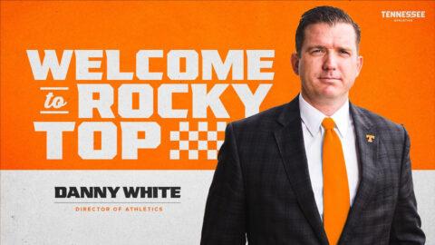University of Tennessee Athletics Director Danny White Athletics Director. (UT Athletics)