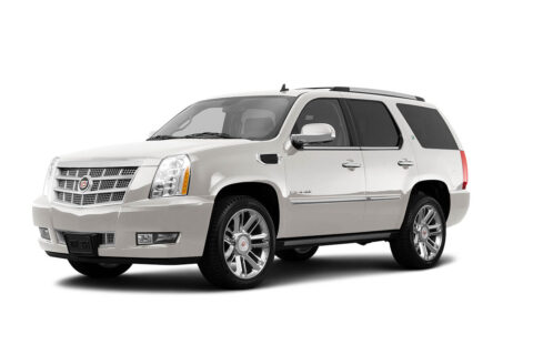2013 Cadillac Escalade is one of the vehicles being recalled.