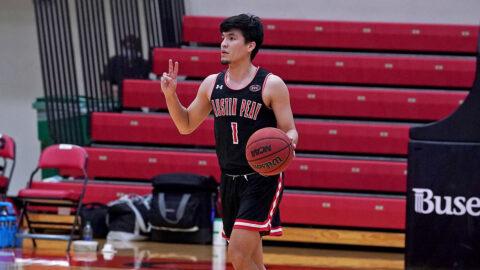 Austin Peay State University Men's Basketball makes the trip to Richmond Thursda to take on Eastern Kentucky. (APSU Sports Information)