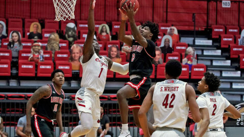 Austin Peay State University Men's Basketball travels to UT Martin, Monday. (APSU Sports Information)