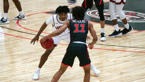 Austin Peay State University Men's Basketball plays second of back to back games against Southeast Missouri Tuesday at the Show Me Center. (APSU Sports Information)