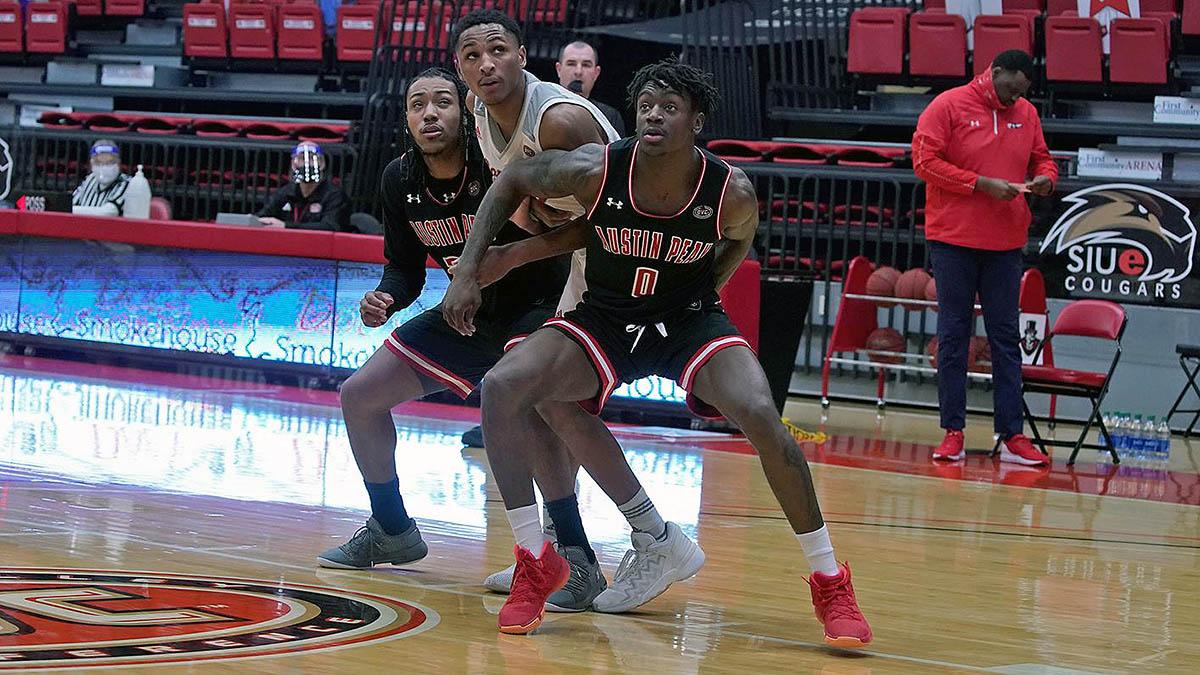APSU Governors Basketball faces SIU Edwardsville Thursday night. (APSU Sports Information)