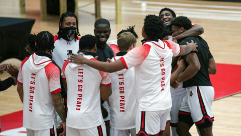 Austin Peay State University Men's Basketball begins final road trip of the season Thursday against Tennessee Tech. (APSU Sports Information)
