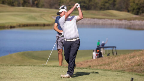 Austin Peay State University Men's Golf to play duel against Western Kentucky at the Clarksville Country Club, Monday. (APSU Sports Information)