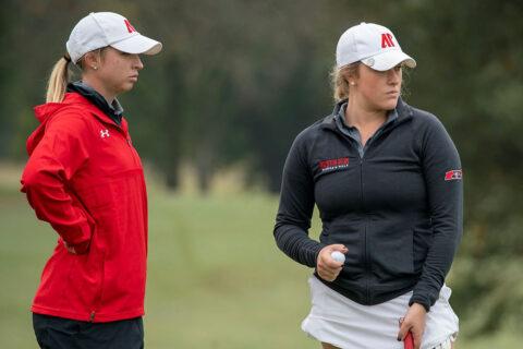 Austin Peay State University Women's Golf starts spring session at Kiawah Island Classic. (APSU Sports Information)