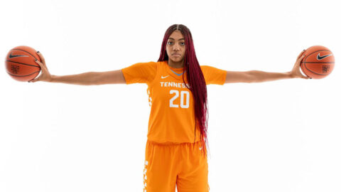 Tennessee Women's Basketball faces South Carolina Thursday at Thompson-Boling Arena. (UT Athletics)