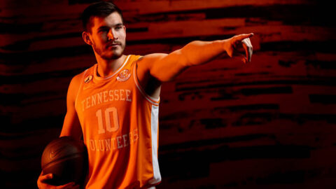 Tennessee Men's Basketball travels to Lexington for showdown against Kentucky. (UT Athletics)
