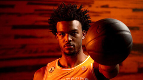 Tennessee Men's Basketball hosts Georgia Wednesday night at Thompson-Boling Arena. (UT Athletics)