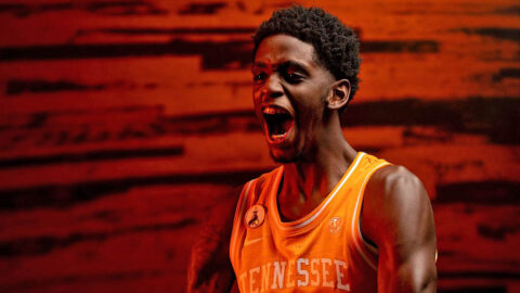 Tennessee Men's Basketball hosts South Carolina Wednesday night at 8:00pm CT. (UT Athletics)