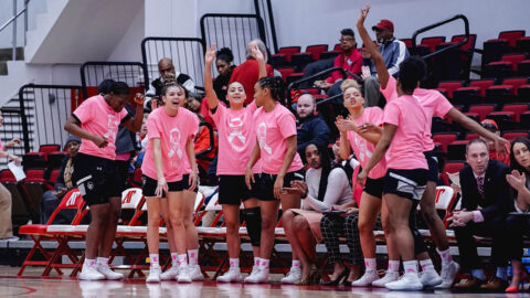 APSU Women's Basketball takes on SIU Edwardsville at the Dunn Center Thursday afternoon for PEAYnk game. (APSU Sports Information)