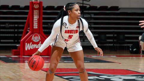 Austin Peay State University Women's Basketball hosts Eastern Illinois at the Dunn Center, Saturday afternoon. (APSU Sports Information)