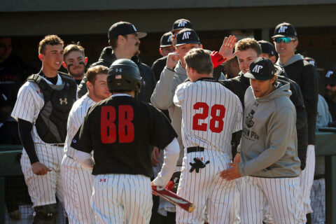 Austin Peay State University Baseball loses on the road to Dallas Baptist 11-2, Sunday. (APSU Sports Information)