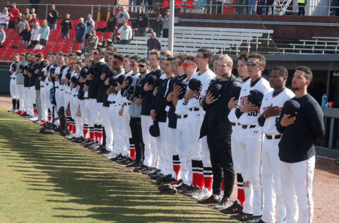 Austin Peay State University Baseball heads to North Carolina for three-game series against Army. (APSU Sports Information)
