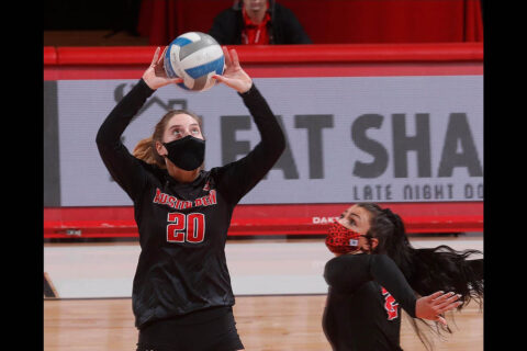 Austin Peay State University Volleyball travels to Nashville to take on Tennessee State. (APSU Sports Information)