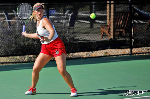 Austin Peay State University Women's Tennis is back in action against Carson-Newman, Saturday. (APSU Sports Information)